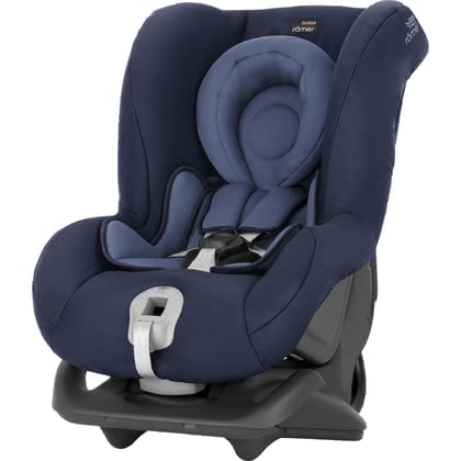 Детское автокресло Britax RÖMER First Class Plus Moonlight Blue 2019 - большое изображение