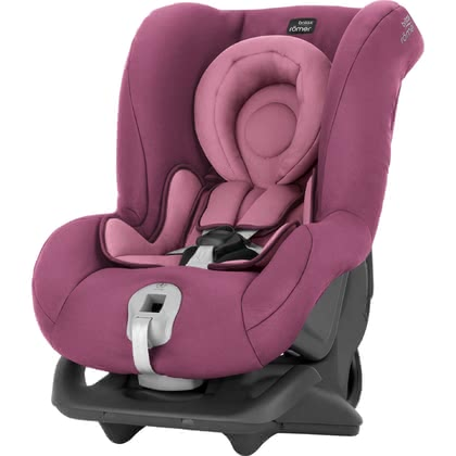 Детское автокресло Britax RÖMER First Class Plus Wine Rose 2019 - большое изображение