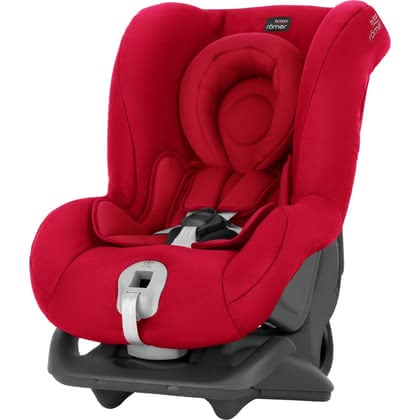 Детское автокресло Britax RÖMER First Class Plus Fire Red 2019 - большое изображение