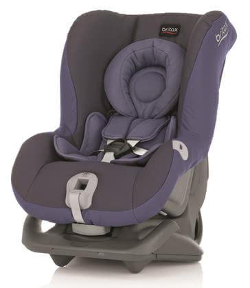 Детское автокресло Britax RÖMER First Class Plus Crown Blue 2015 - большое изображение