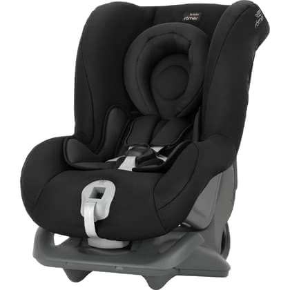 Детское автокресло Britax RÖMER First Class Plus Cosmos Black 2019 - большое изображение