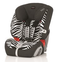 BritaxRömer Child car seat Evolva 1-2-3 Plus Highline -  The Britax RÖMER Evolva 1-2-3 Plus grows with your child and offers a long useful life of approx. 11 years
