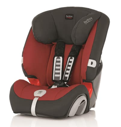 Britax Römer Evolva 1-2-3 Plus Chilli Pepper 2015 - large image