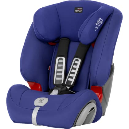BritaxRömer Child car seat Evolva 1-2-3 Plus Trendline Ocean Blue 2017 - large image