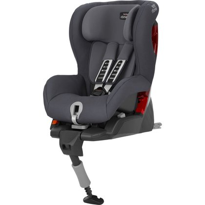Детское автокресло Britax Römer Safefix Plus Storm Grey 2019 - большое изображение