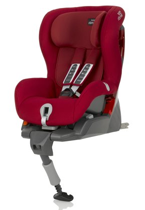 Britax Römer Child car seat Safefix Plus Trendline - The Römer Safefix Plus offers your darling a lot of Protection and excellent comfort