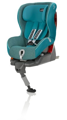 Britax Römer Child car seat Safefix Plus Highline - The Römer Safefix Plus offers your darling a lot of Protection and excellent comfort