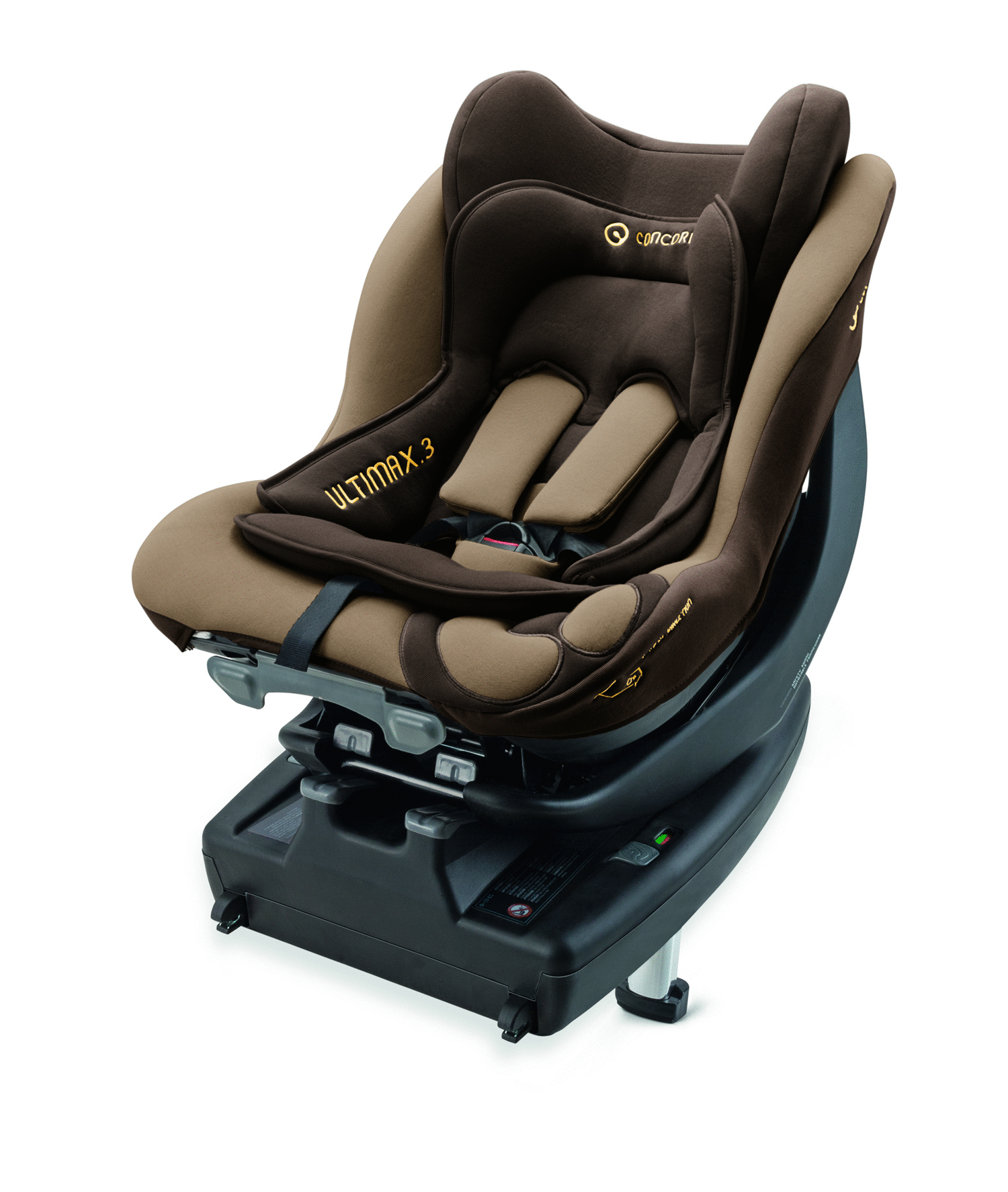 Concord Silla de coche Ultimax3 Isofix Chocolate Brown New