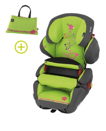 Kiddy Child car seat guardianfix pro 2 - The Kiddy guardianfix pro 2 2014 provides a long useful life of approx. 11 years, outstanding safety- and comfort features and trendy design