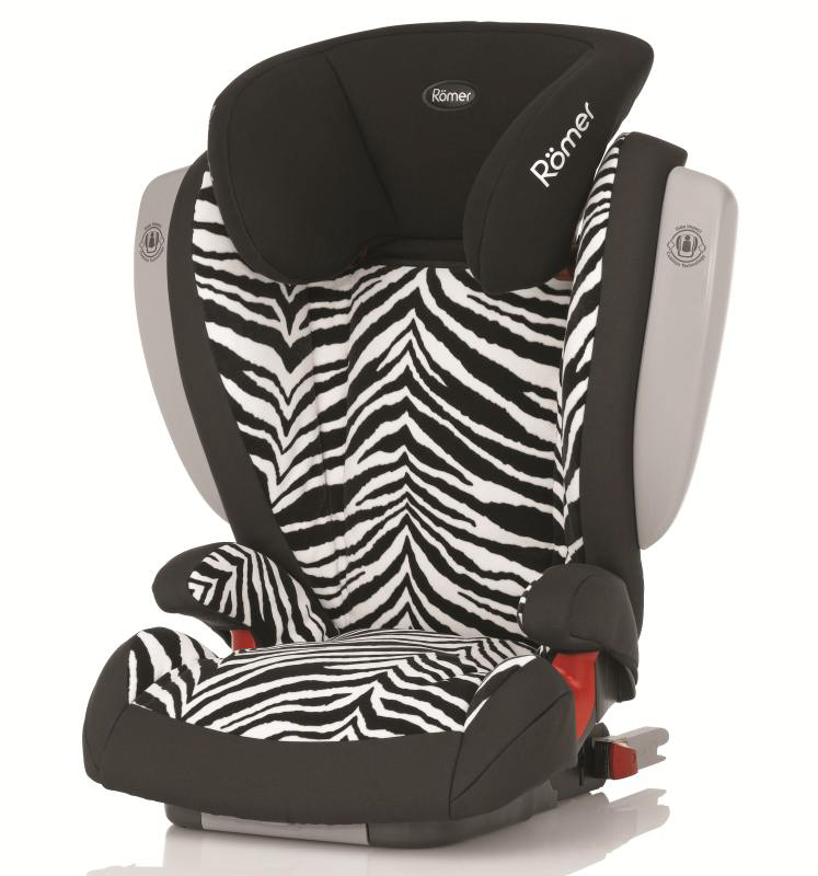 r mer kindersitz kidfix sict highline 2014 smart zebra. Black Bedroom Furniture Sets. Home Design Ideas