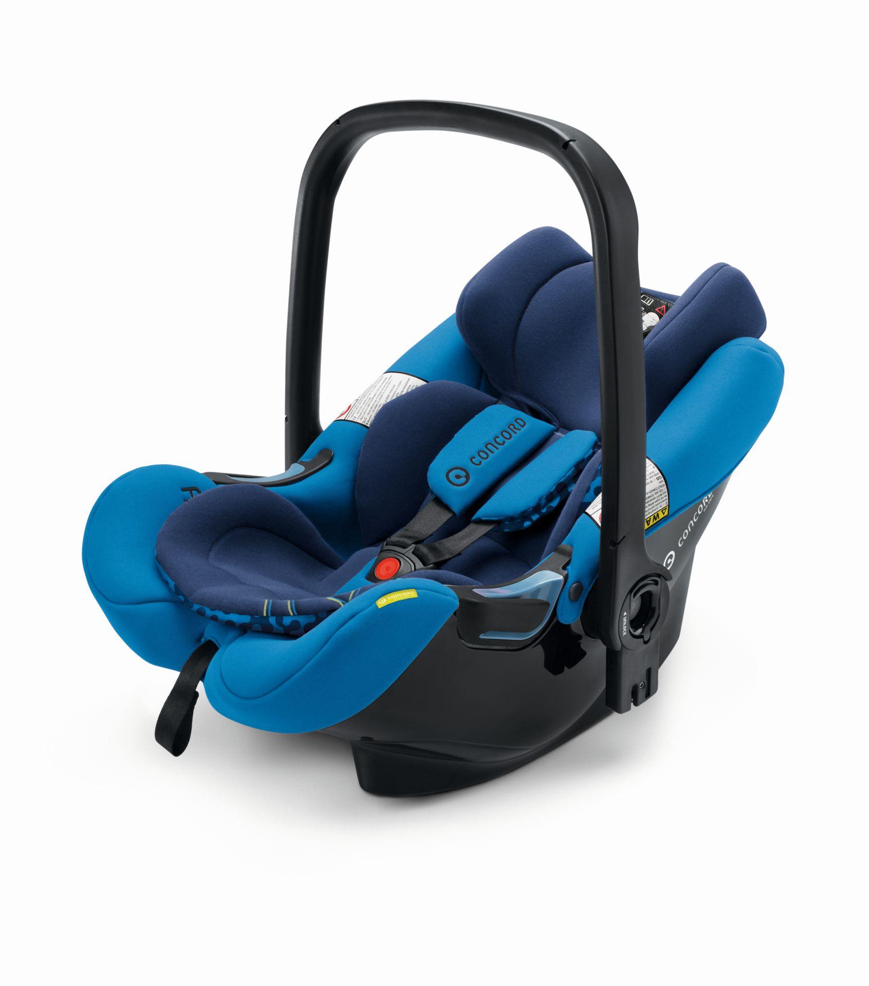 concord babyschale air safe online kaufen bei kidsroom. Black Bedroom Furniture Sets. Home Design Ideas