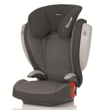 Römer car seat Kid plus SICT Trendline Stone Grey 2014 - large image