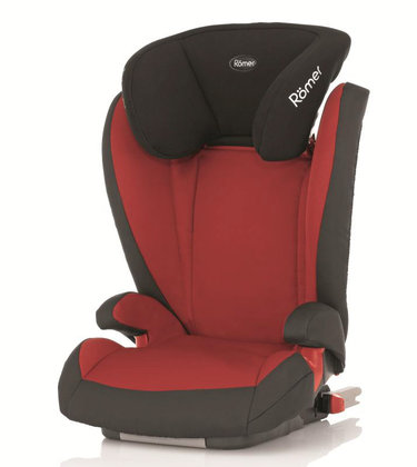 Römer car seat Kidfix Trendline Chili Pepper 2014 - большое изображение