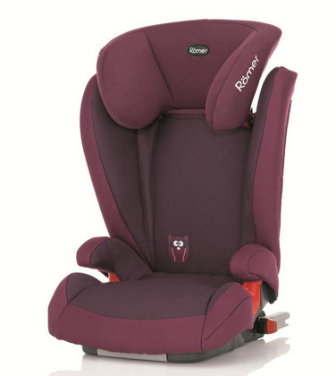 Römer car seat Kidfix Trendline Dark Grape 2014 - большое изображение