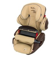 Kiddy Child car seat guardian pro 2 - The new 2-in-1 car seat guardian pro 2 from Kiddy