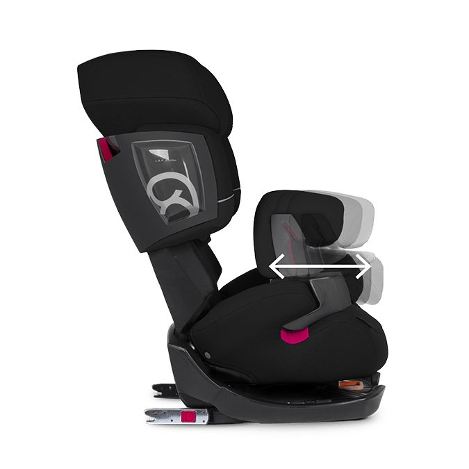 cybex kindersitz pallas 2 fix online kaufen bei kidsroom de kindersitze kindersitze mit isofix. Black Bedroom Furniture Sets. Home Design Ideas