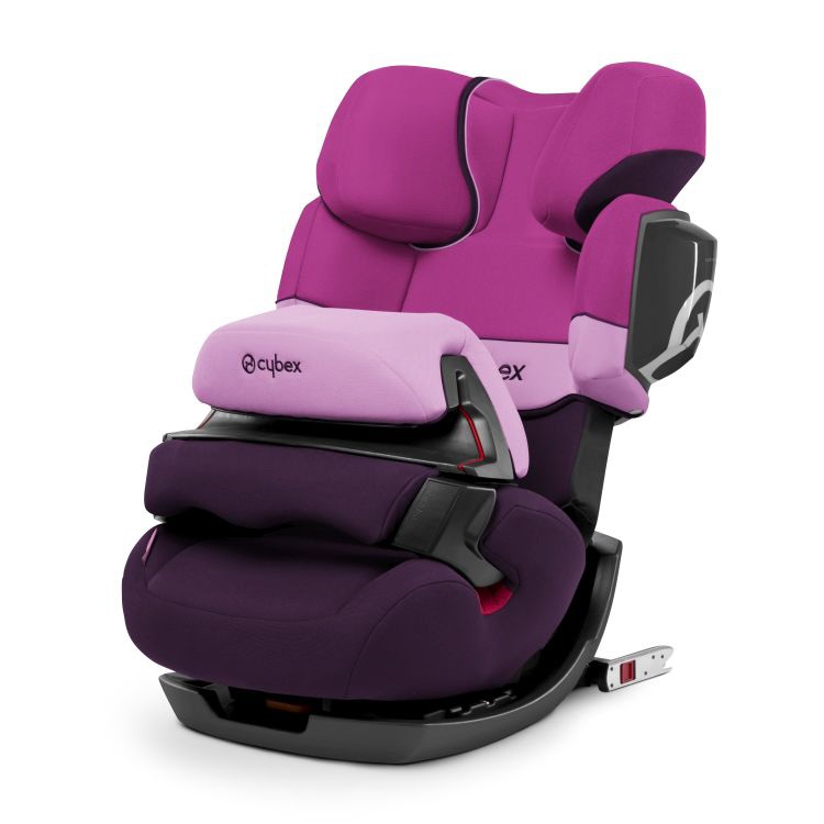 cybex silla de coche pallas 2 fix 2017 purple rain purple comprar en kidsroom sillas de. Black Bedroom Furniture Sets. Home Design Ideas