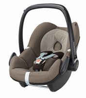 Maxi-Cosi Infant carrier Pebble - The Baby car seat Pebble from Maxi-Cosi also offers thanks to the headrest and Side Protection System optimum safety and is easy to use