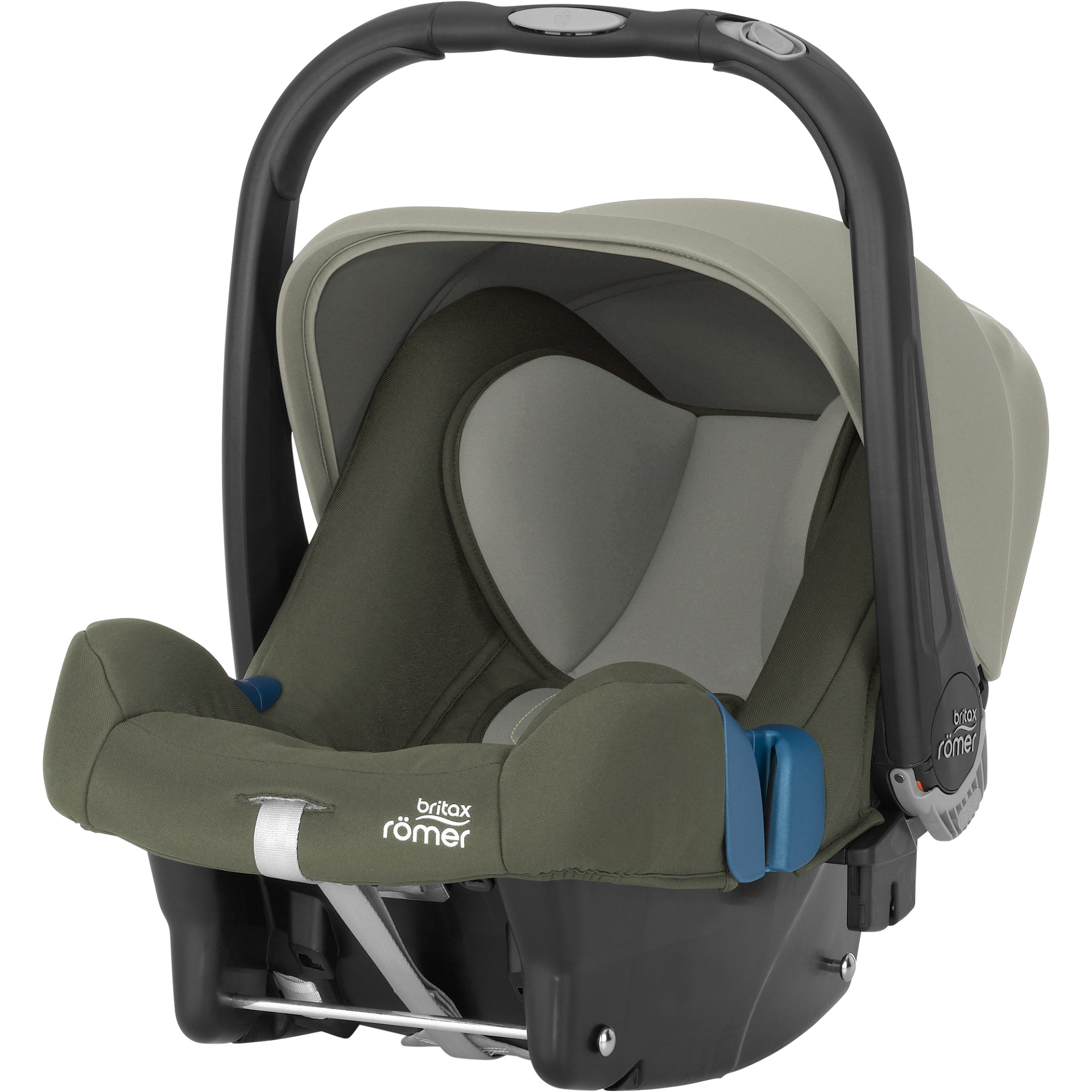 britax r mer babyschale baby safe plus shr ii 2018 olive. Black Bedroom Furniture Sets. Home Design Ideas