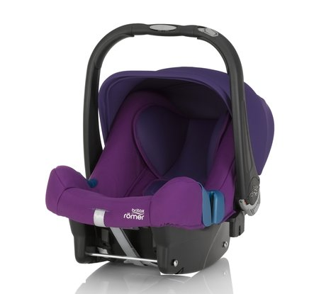 Britax Römer Infant carrier Baby Safe Plus SHR II Trendline - The Römer Baby Safe Plus SHR II ist the ideal first car seat from birth, offering superior side impact protection with the innovative D-SIP technology