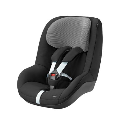 Maxi-Cosi Child car seat Pearl Black Raven 2017 - большое изображение