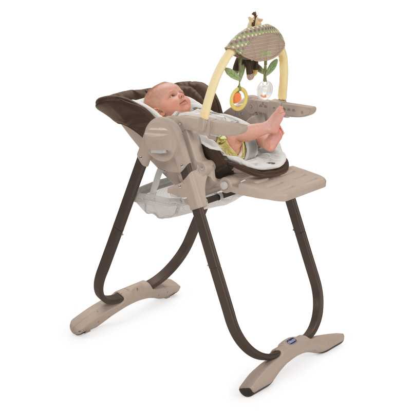 Chicco Polly Magic High Chair Chicco High Chair Polly Magic buy online at KIDSROOM.DE | Babies at ...