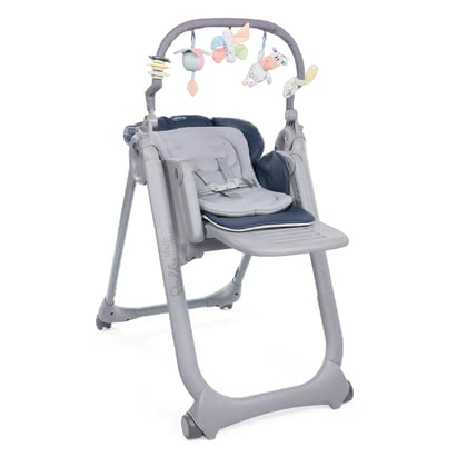 Trona Polly Magic Relax  Chicco - * Trona Polly Magic de Chicco – el transformista – ¡cama para bebés – trona para niños – sillita para niños!