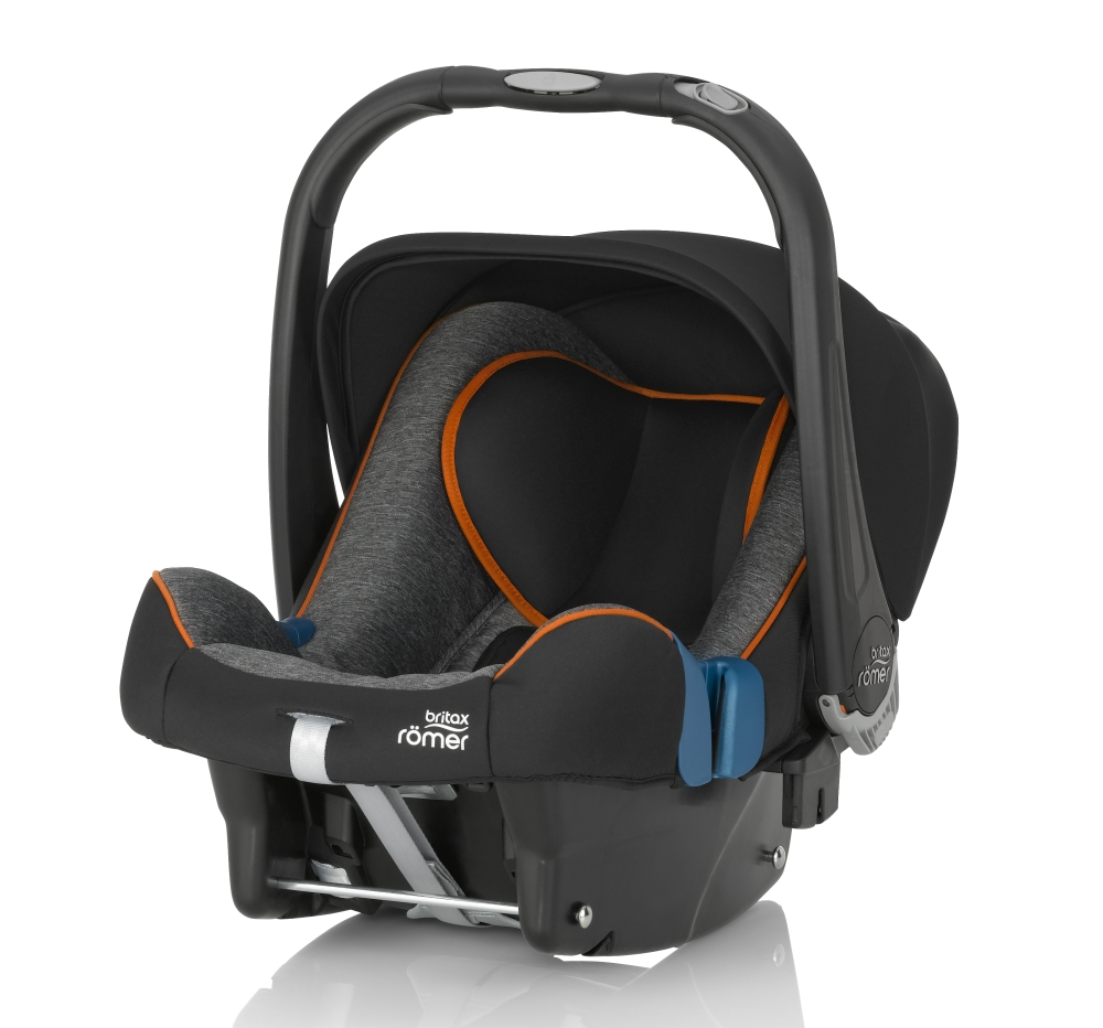 britax r mer babyschale baby safe plus shr ii highline