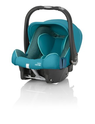 Britax Römer Infant carrier Baby Safe Plus SHR II Highline - The baby car seat Römer Baby Safe Plus SHR II offers your darling optimum safety and much comfort