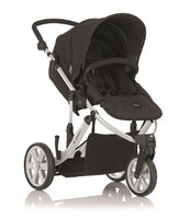 Britax B-SMART 3-wheeler - The Britax B-Smart 3 is a versatile pushchair and in 2 designs available