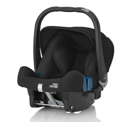 Britax Römer Infant carrier Baby Safe Plus II - The baby car seat Römer Baby Safe Plus II offers your darling a maximum on safety and very much comfort