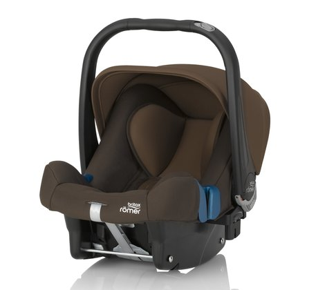 Britax Römer 嬰兒提籃 Baby Safe Plus II Wood Brown 2016 - 大圖像