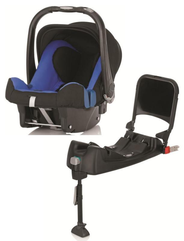 Britax/Romer Baby Safe Plus SHR II