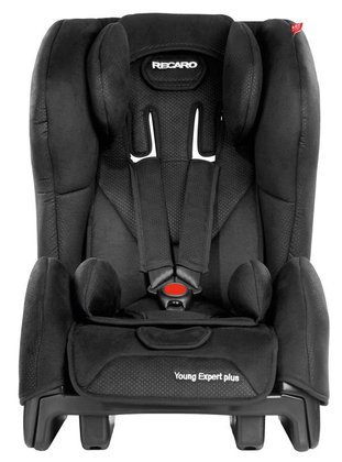 RECARO Kindersitz Young Expert plus Black 2015 - Großbild