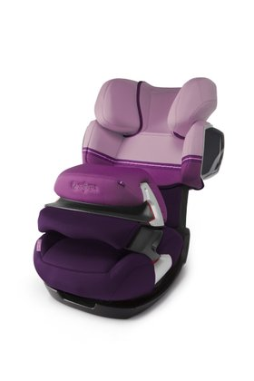 Cybex Car Seat Pallas 2 Violet Sping-pink 2013 - Image de grande taille
