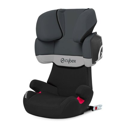 Siège enfant Solution X2-Fix, par Cybex - 2 X solution fix le siège Cybex dispose d'un maximum de sécurité, le confort et le design chic.