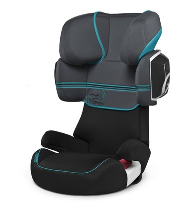 Cybex Car Seat Solution X2 Black River - grey 2014 - Image de grande taille