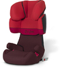 Детское автокресло Cybex Solution X-Fix Chilli Pepper-red 2013 - большое изображение 1