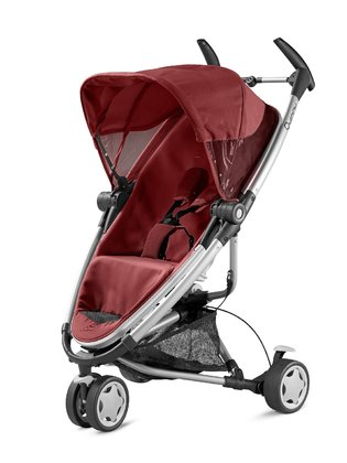 Quinny Zapp Xtra - The Quinny Zapp Xtra has a comfortable reclining position and gives you the mobility you need in everyday life with a child