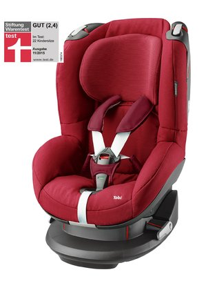 Maxi-Cosi 兒童汽車安全座椅 Tobi - The Maxi-Cosi Tobi allows your darling one due to the higher seating position and special belts is your child in and out easier