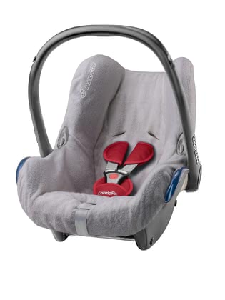 Maxi-Cosi Summer cover for infant carrier Cabriofix - The Maxi-Cosi summer cover is ideal in warm weather and is suitable for the baby car seat Cabriofix
