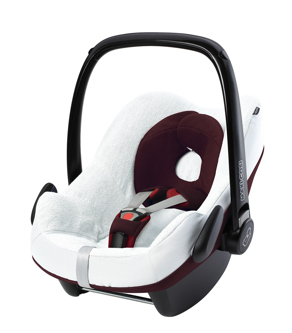 maxi cosi summer cover for baby car seat pebble buy online at kidsroom de car seats. Black Bedroom Furniture Sets. Home Design Ideas