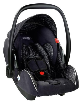 STM Storchenmühle Twin 0+ infant carrier midnight 2015 - 大圖像