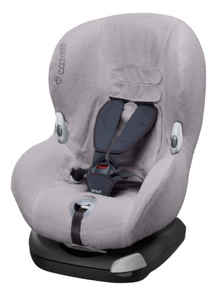 Maxi-Cosi Summer cover for child car seat Priori XP Cool Grey 2016 - 大圖像