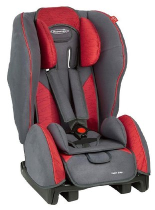 STM Storchenmühle Twin One child car seat chilli 2015 - large image