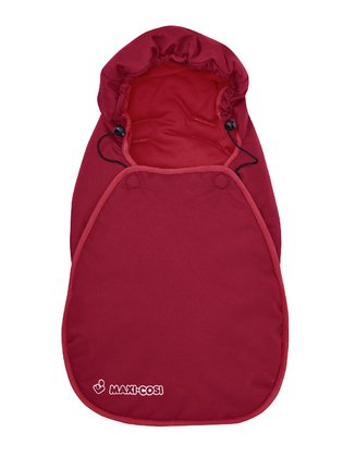Maxi-Cosi Foot muff for infant carrier Cabriofix - This footmuff, designed for use with a car seat, couldn't be cosier for baby