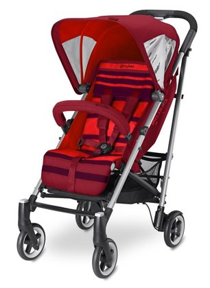Cybex Buggy Callisto - Three combinations for every phase of a young child's life, from birth to taking those first steps!