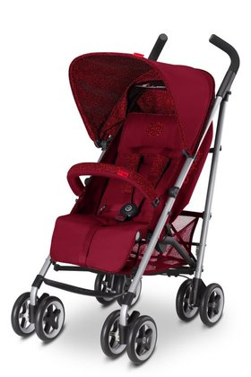 Cybex Buggy Topaz - The Cybex buggy Topaz is combineable with the Cybex baby car seat, provides much comfort and is an indispensable companion