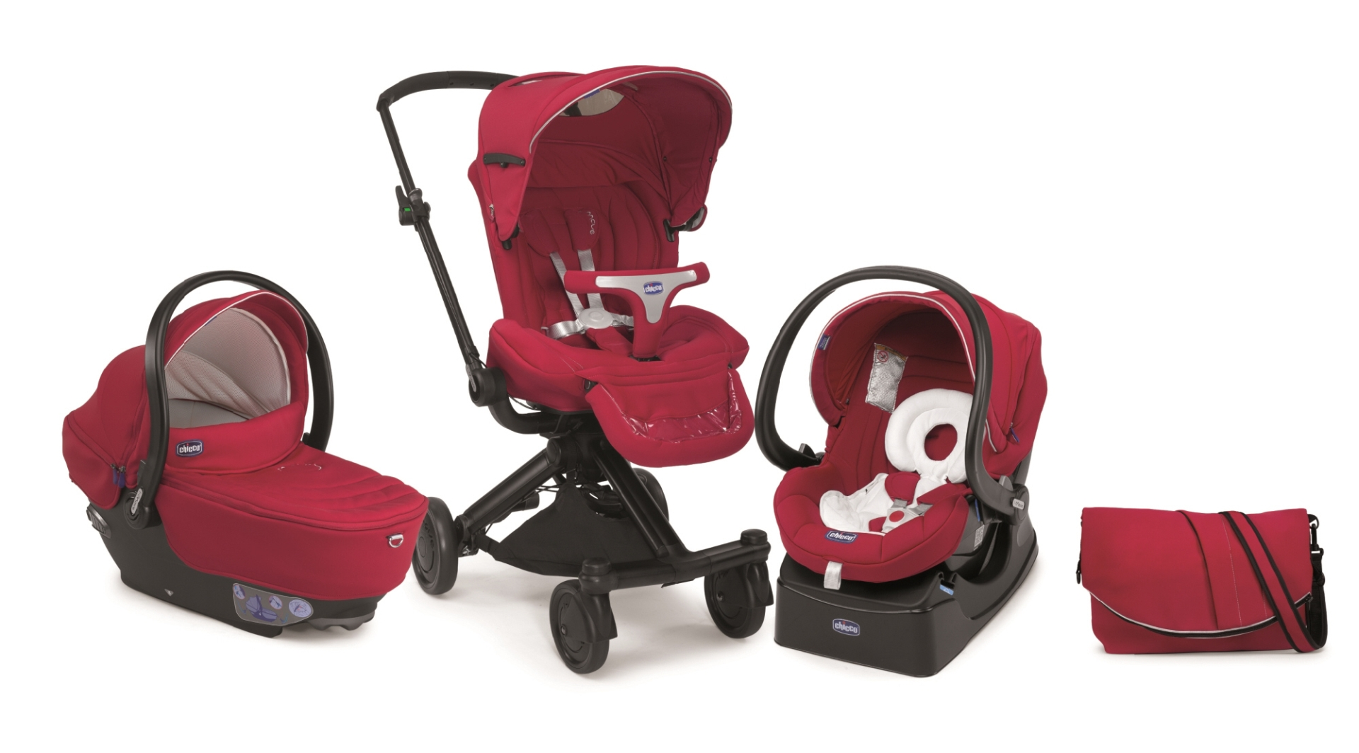 Why choose an infant seat and not a convertible (all-in-one) seat?