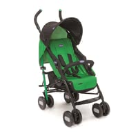 Chicco Echo incl. safety bar -  The Chicco Echo is an agile and comfortable Buggy. It convinces by easy handling, its backrest can be lowered to horizontal position.